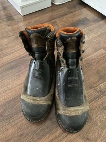 "Timberland Pro Men's 8"" Boondock Composite Work Boots Guard"