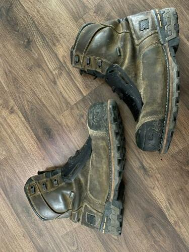 Timberland Pro Boondock Composite Toe Boots Guard