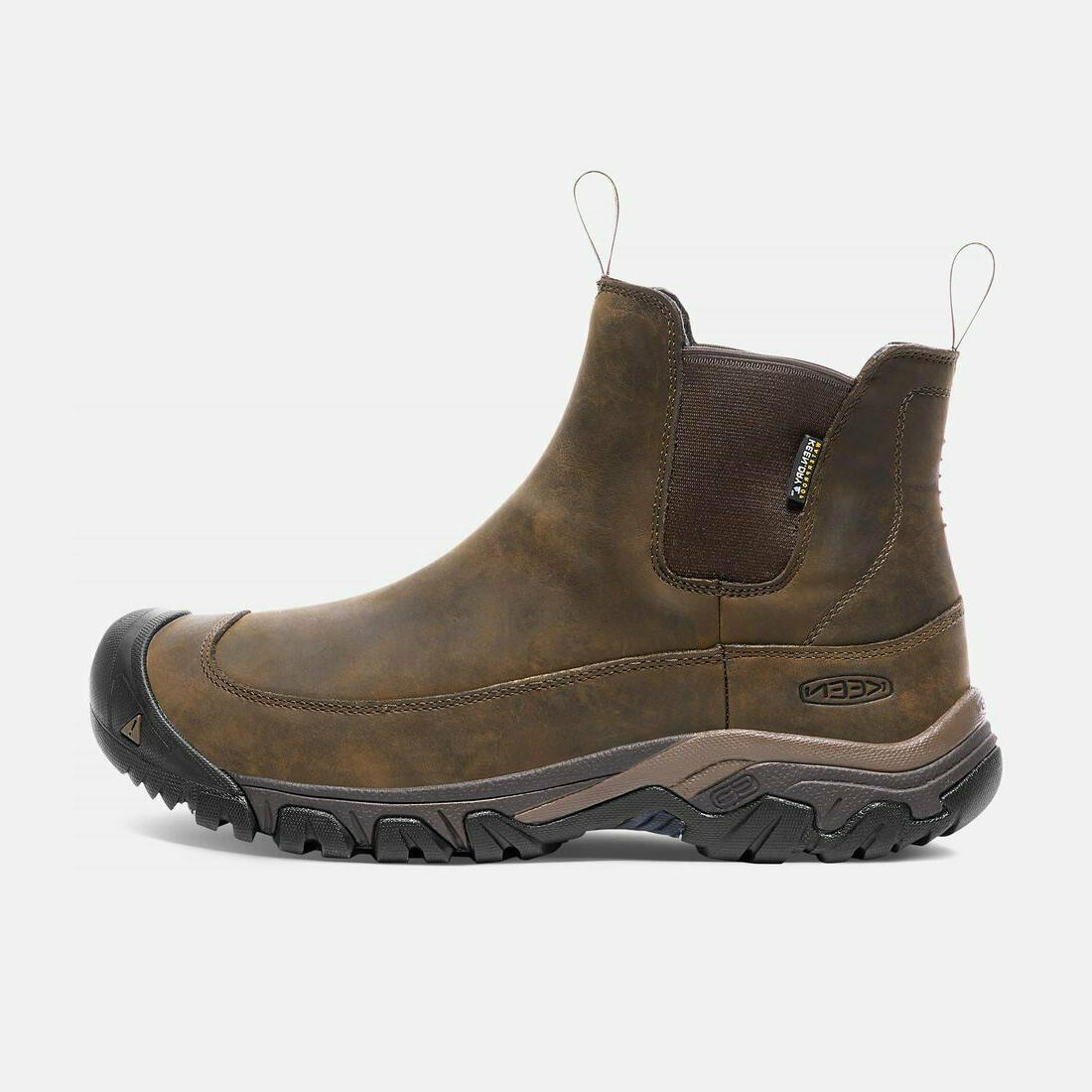 KEEN Men's Anchorage III Pull-On Insulated Waterproof