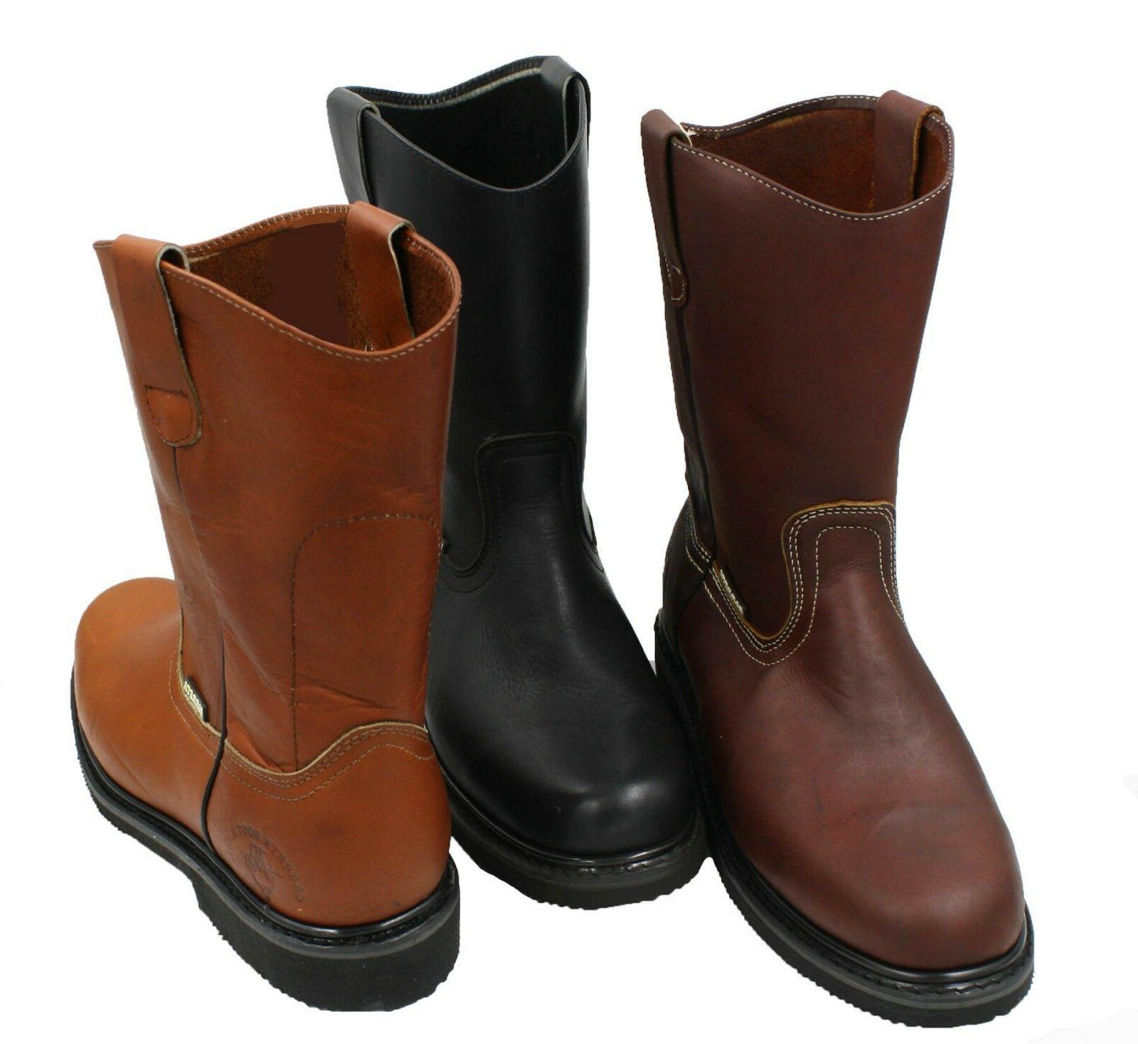 Men's Work Pull water resistant Size 7-13