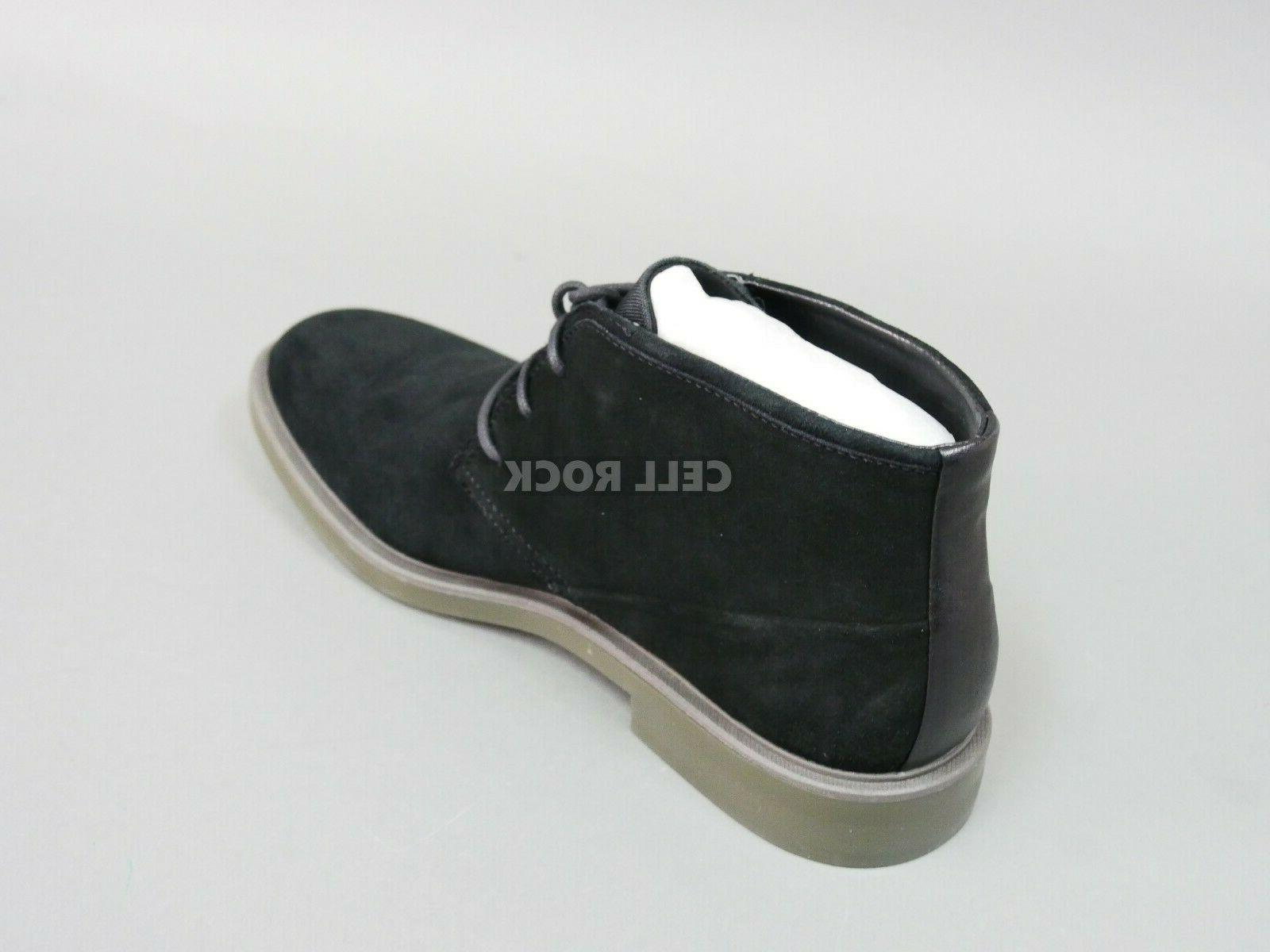 Calvin Klein SUEDE Chukka Boot Shoes Size ULysses