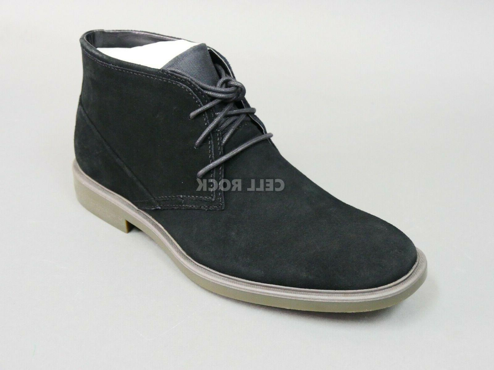 Calvin SUEDE BOOTS Chukka Boot Shoes Size M ULysses
