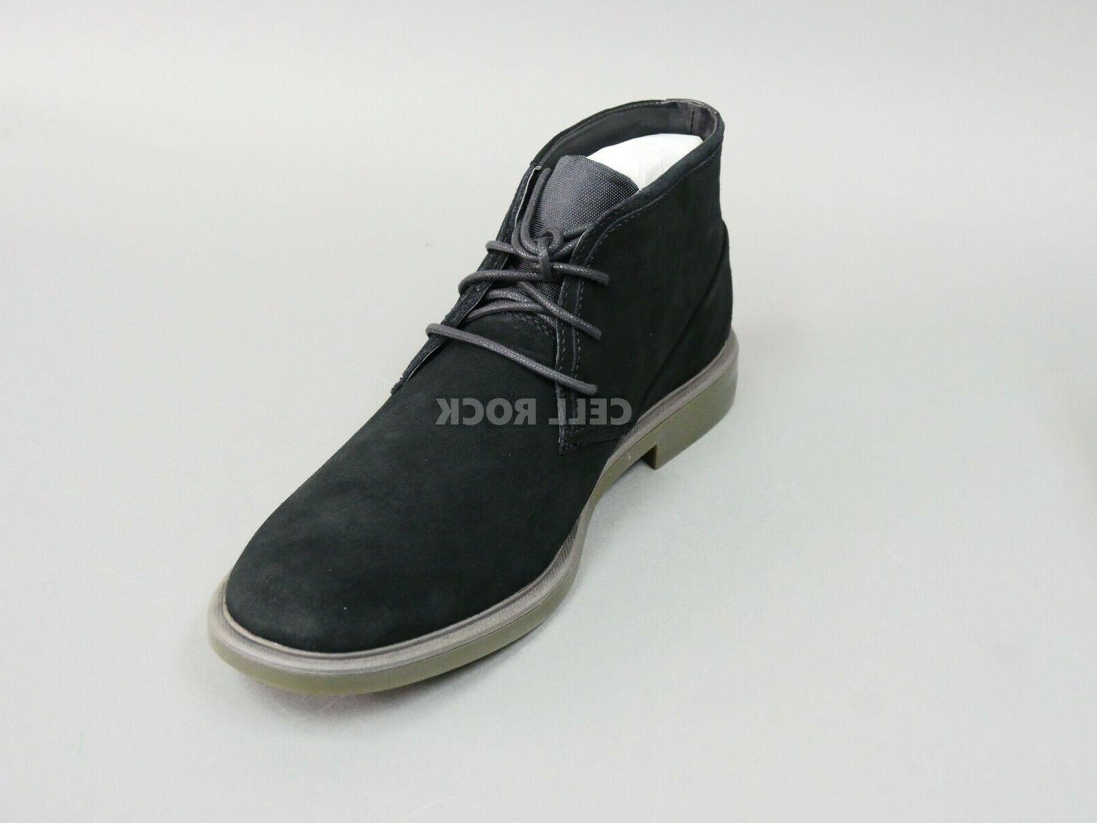 Calvin Klein SUEDE BOOTS Shoes M ULysses
