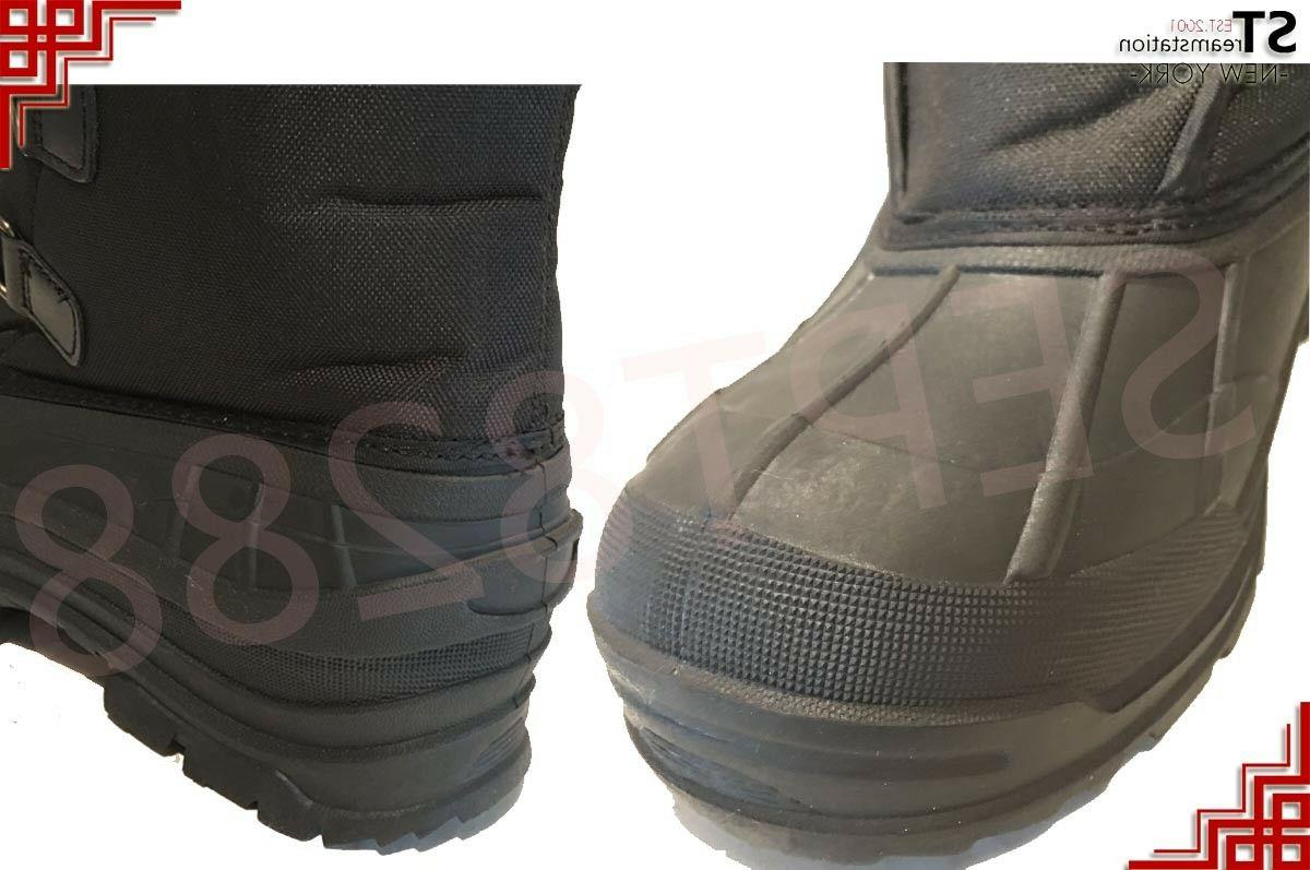 """Men's Boots Shoes Lined Thermolite 10"""""""