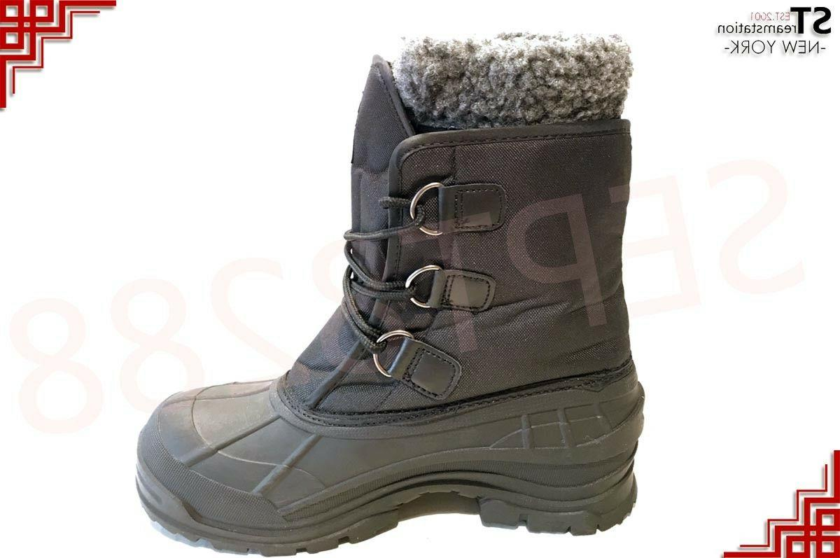 """Men's Boots Shoes Thermolite 10"""""""