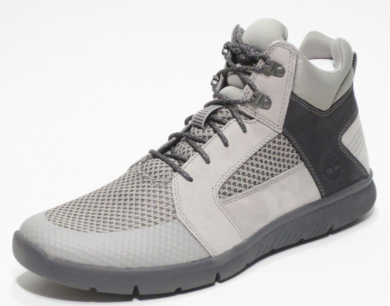Timberland Men's Boltero Mid Lightweight Shoe Gray or