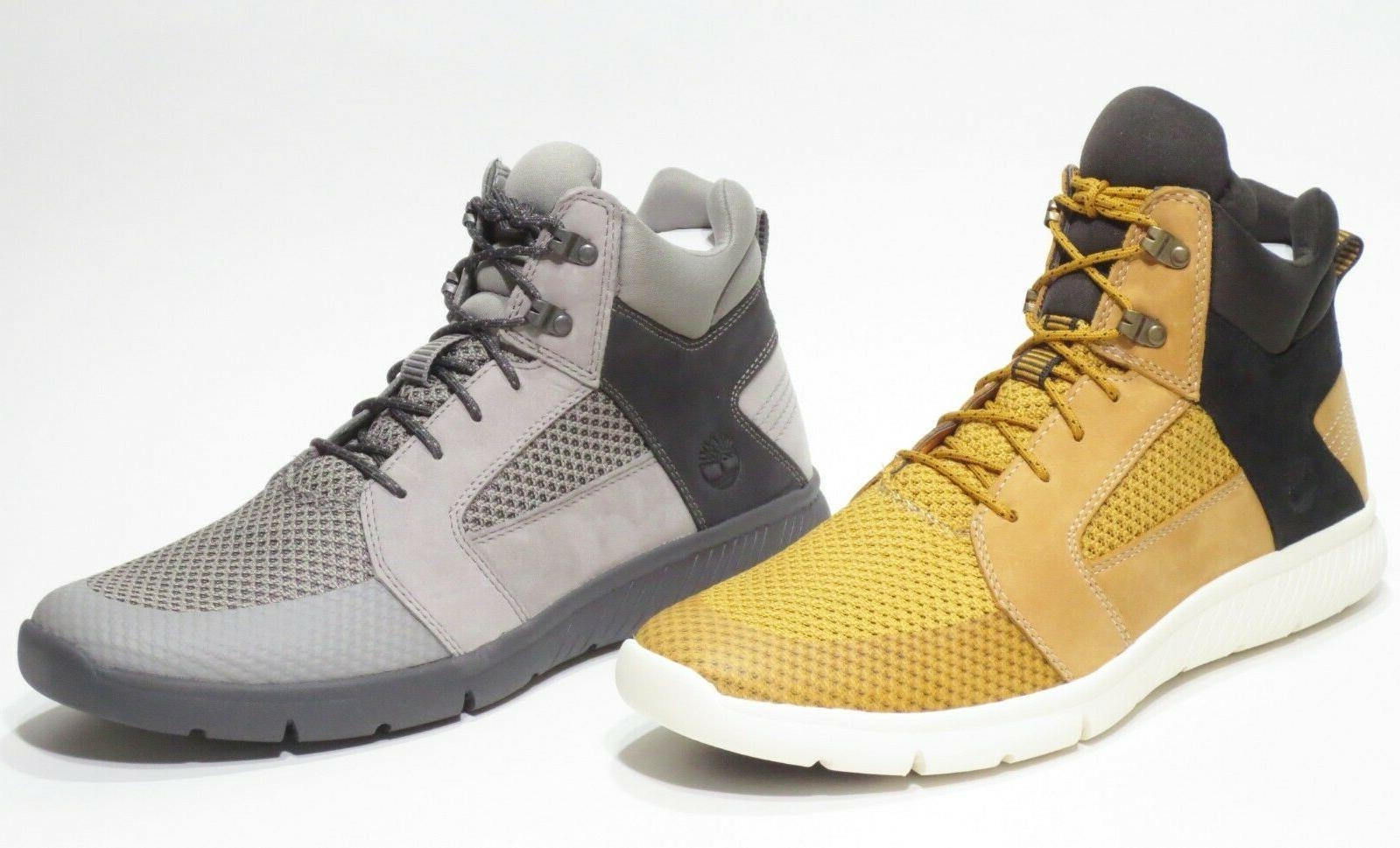 Timberland Men's Mid Lightweight Shoe or Wheat