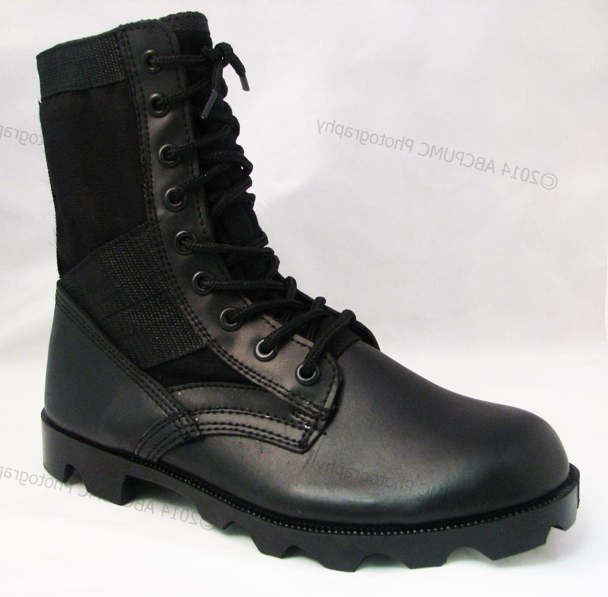 men s boots jungle gi type black