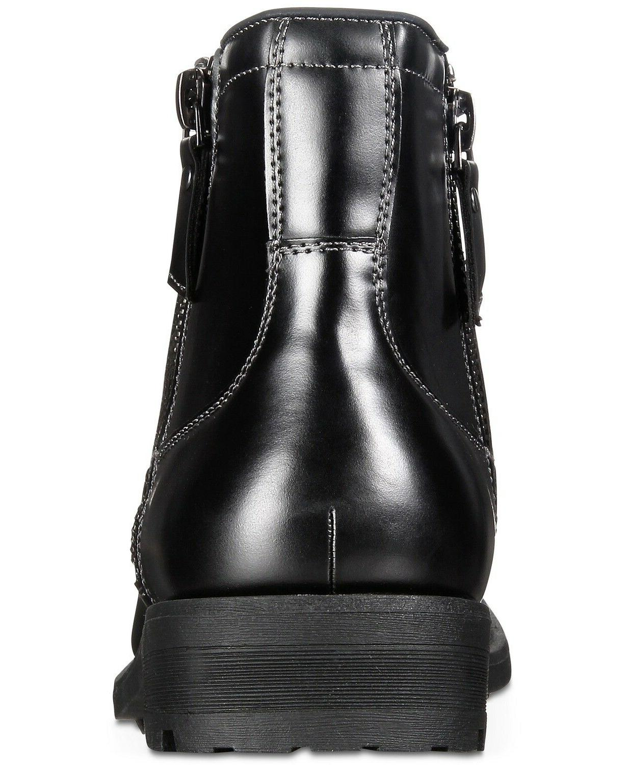 Unlisted by Men's C-Roam Boots, Black