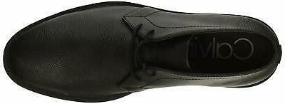Calvin Klein Men's Tumbled Leather Boot