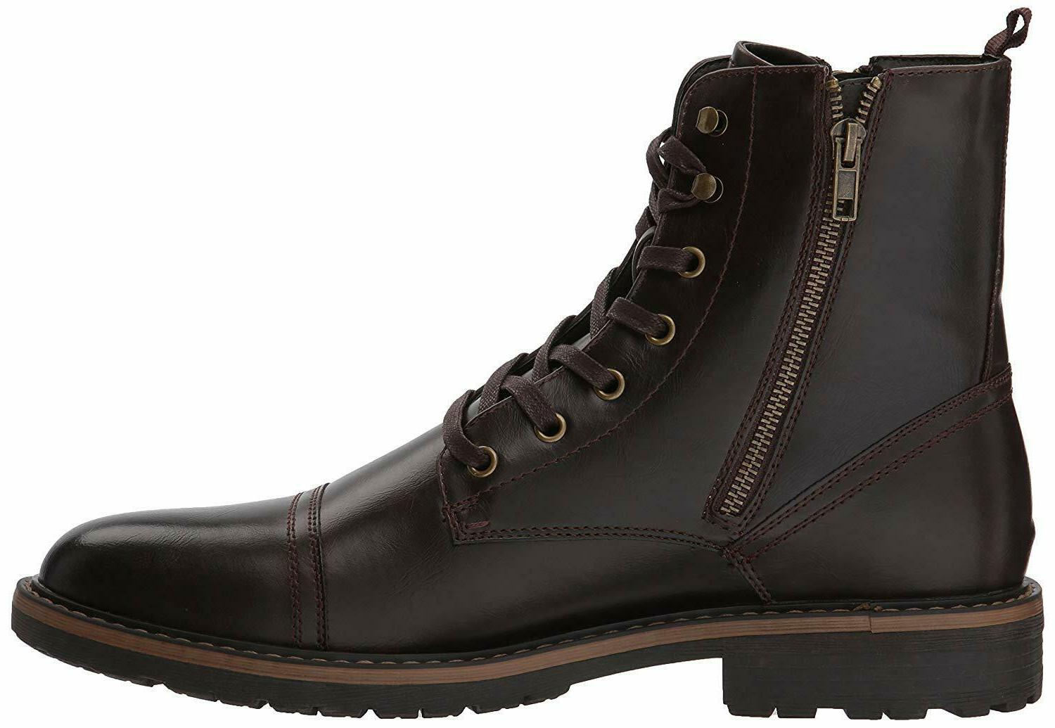 Unlisted by Kenneth Men's Design 30305 Boot Brown,