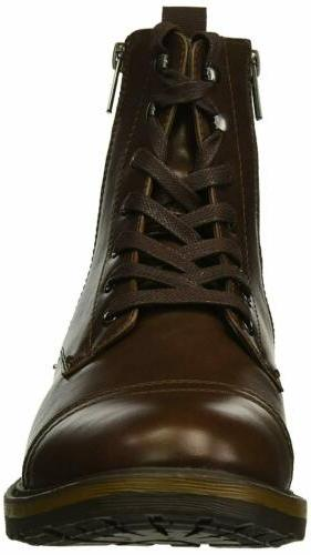 Unlisted by Cole Men's 30305 Boot, Waxy, 12