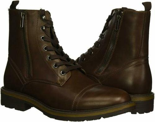Unlisted by Kenneth Men's Boot, Waxy,