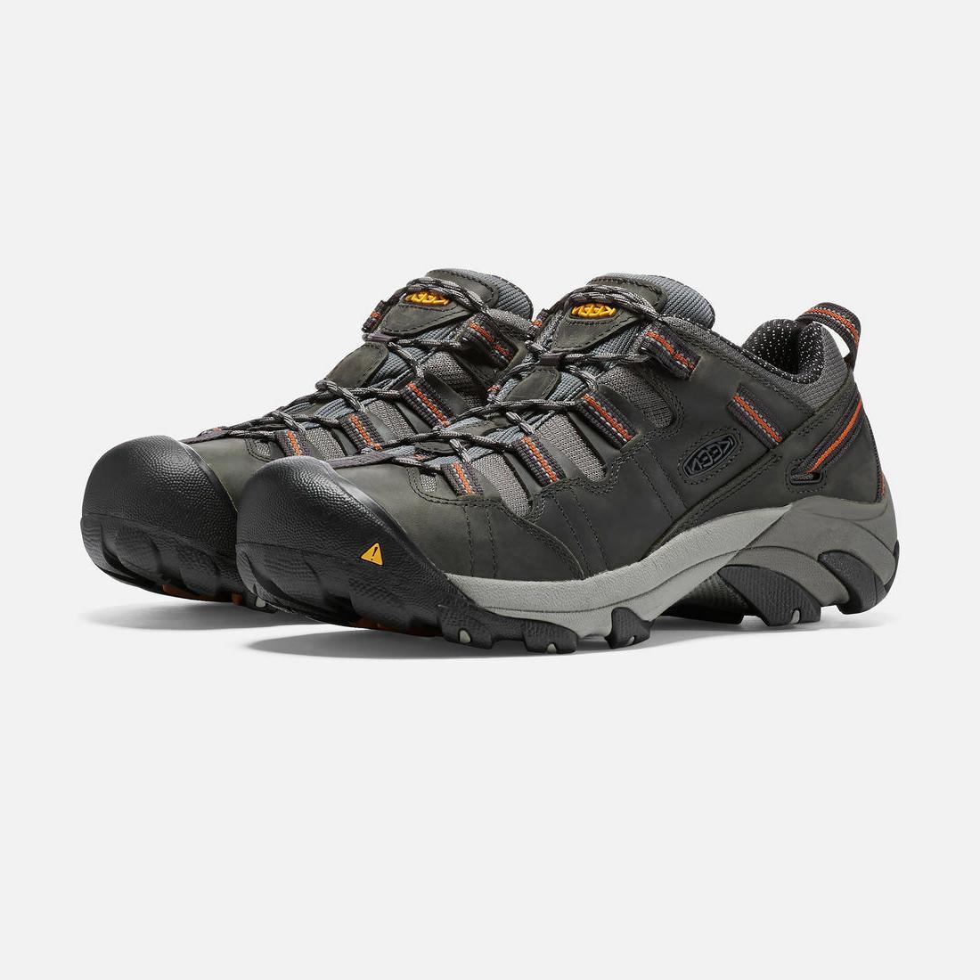 Men's Detroit Low 1007010 Steel Toe Peacoat / Grey 50% Great Buy