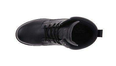 Fila Men's Synthetic Leather Boot - Black