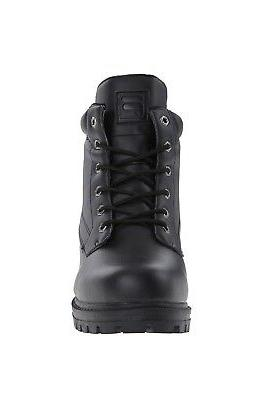 Fila Synthetic Leather Boot - Black