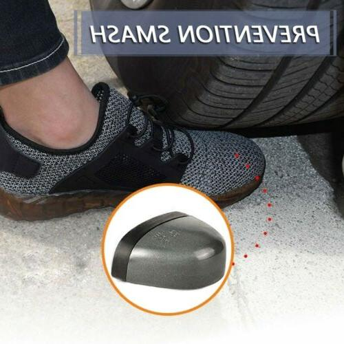 Men's ESD Shoes Steel Breathable Outdoor Size