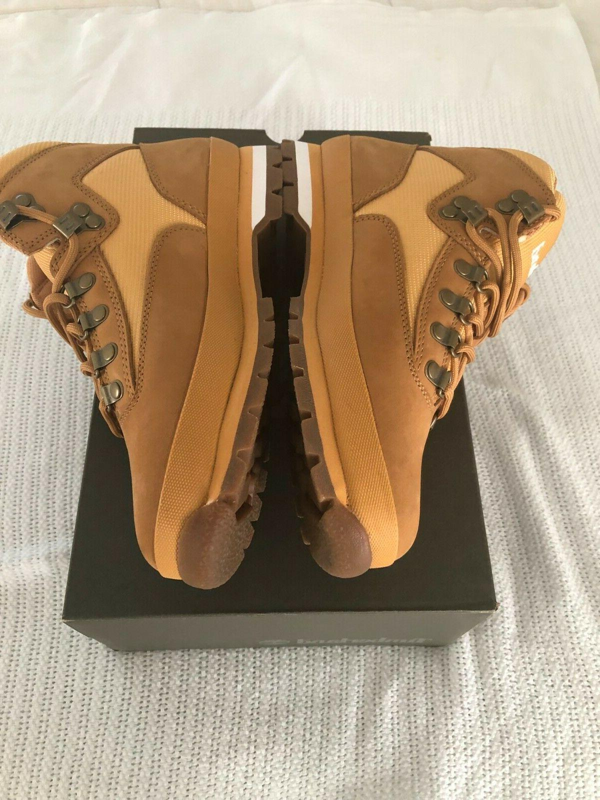 Timberland MEN'S EURO BOOTS TB091566-231 US Size