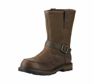 men s groundbreaker moc h2o work boot