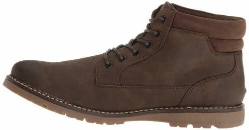 Unlisted by Kenneth Men's Hall Way Boot US