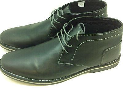 Steve Madden Men's Chukka Leather, Size x4xC