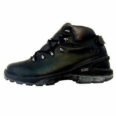 Men's Timberland Hiking Trifecta Sport Chukka Black Leather