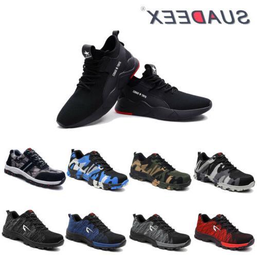 men s indestructible safety shoes steel toe