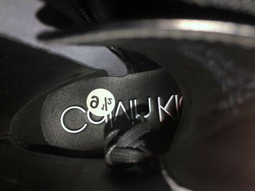 Calvin Leather Combat