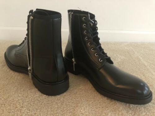 Calvin Leather Boot