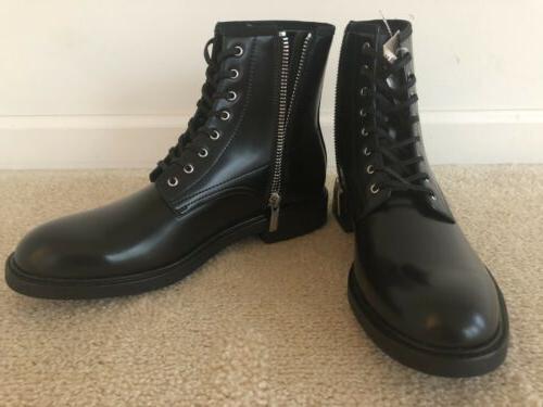 Calvin Men's Leather Combat Boot