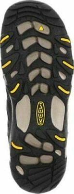 KEEN Koven Mid Waterproof Hiking Shoe Oak