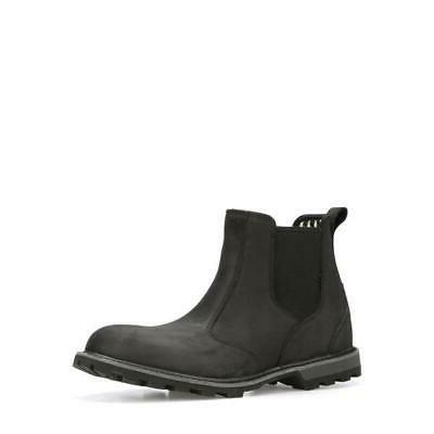 men s leather waterproof chelsea boot
