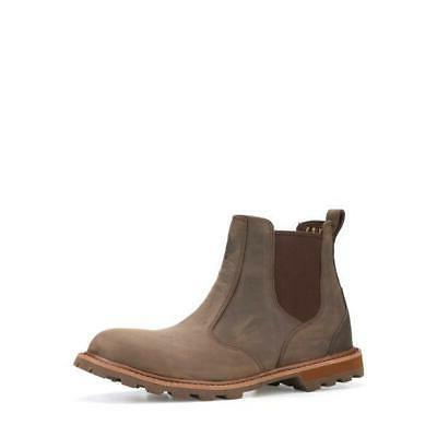 men s leather waterproof chelsea boots
