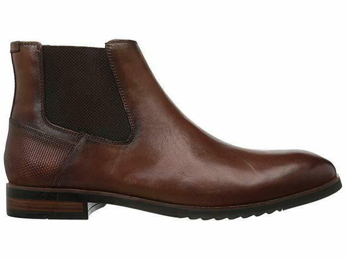 Steve Leather Boots