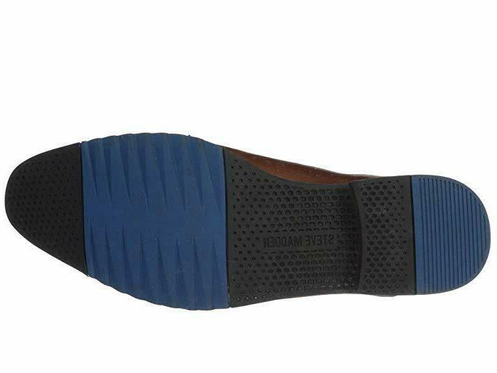 Steve Men's Leather
