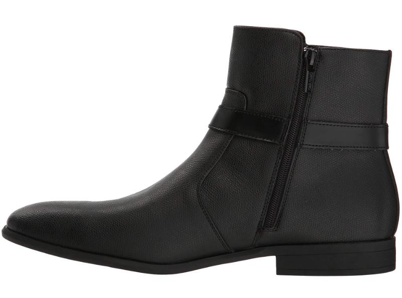 Calvin Klein boots Black Size 9 EU Side Zipper