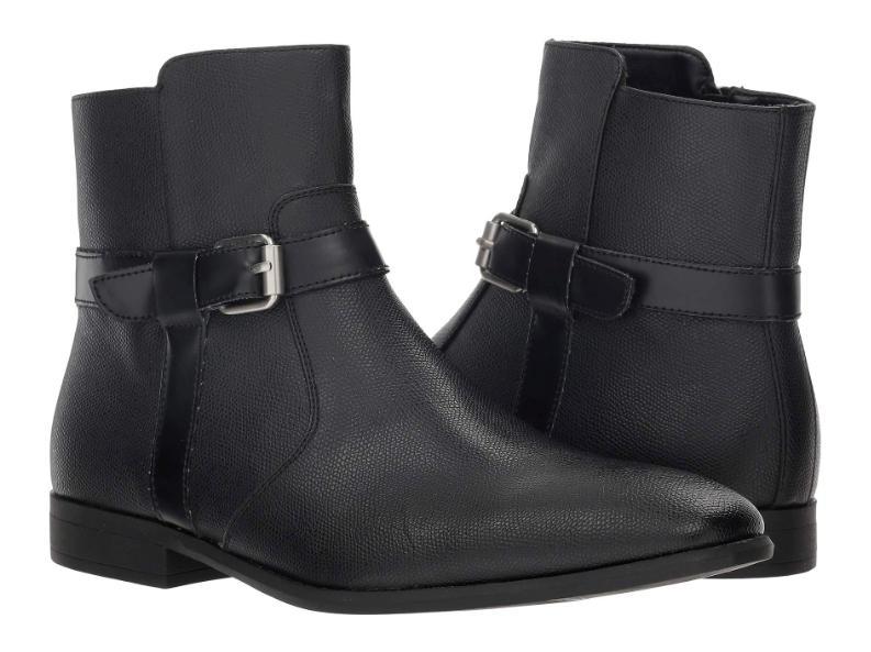 men s lincoln boots black size us