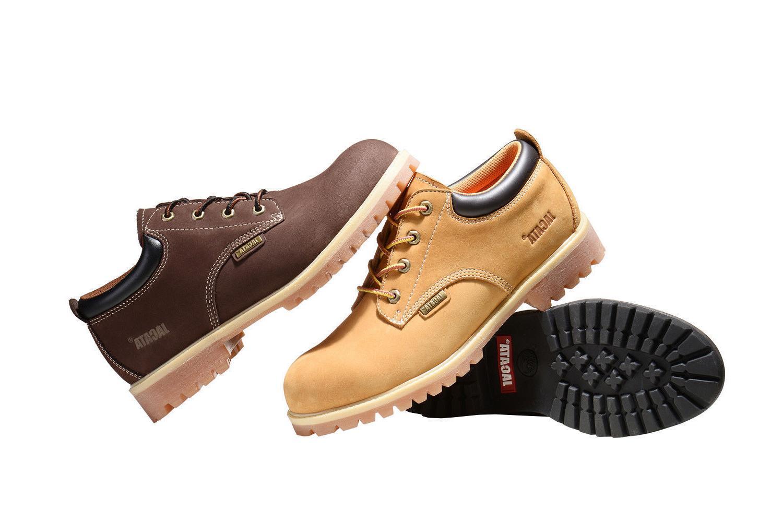Men's Cut Boots Short Genuine Water Resistant Duty 8651