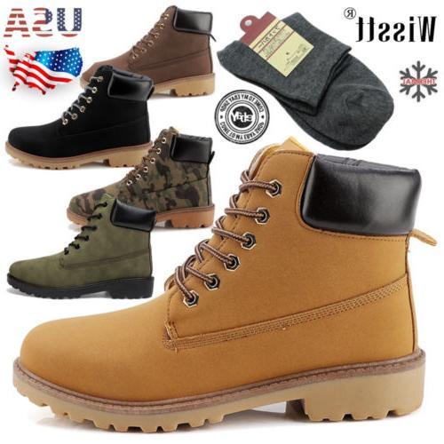 men s martin boots outdoor waterproof leather