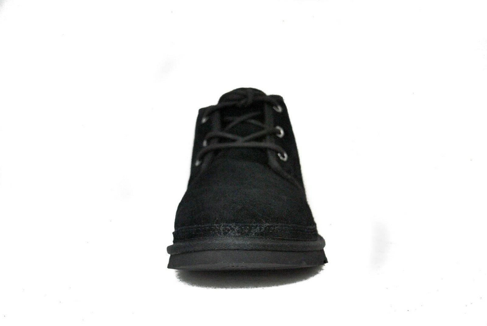 Ugg Australia Men S Neumel 3236 Shoes Black Suede