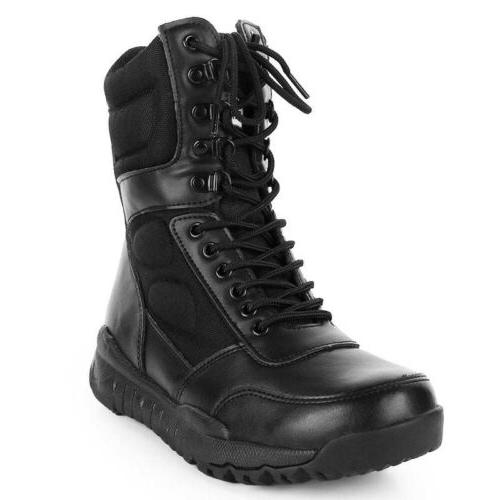 Men's Outdoor Military Tactical Boots Combat Army Duty Marti