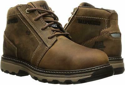 Caterpillar Men's Parker Steel Industrial Construction Shoe