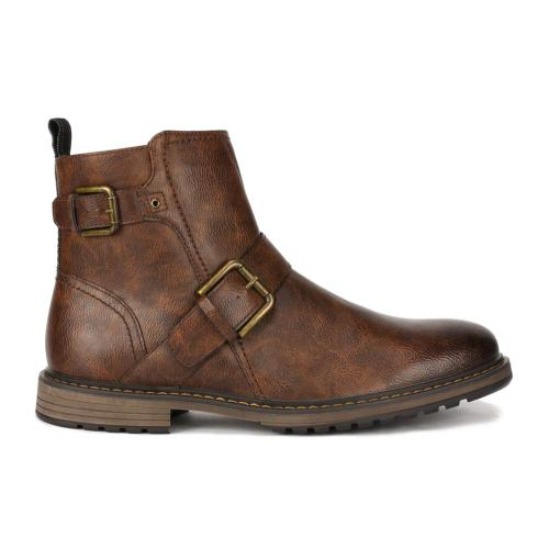 Bruno Philly_16 Brown Combat Oxfords M