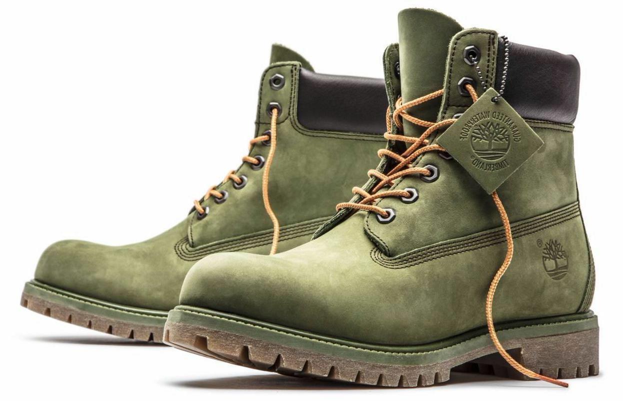 men s premium 6 inch classic leather