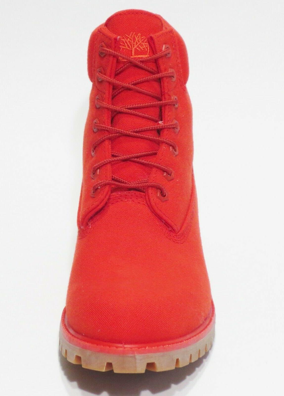 Timberland 6 Red