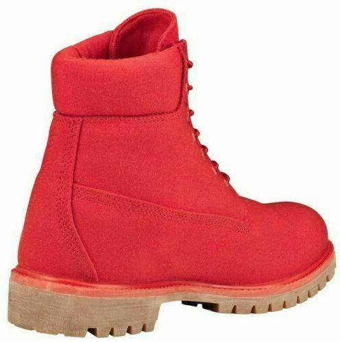 Timberland Premium 6 inch Red Boots A1UA5