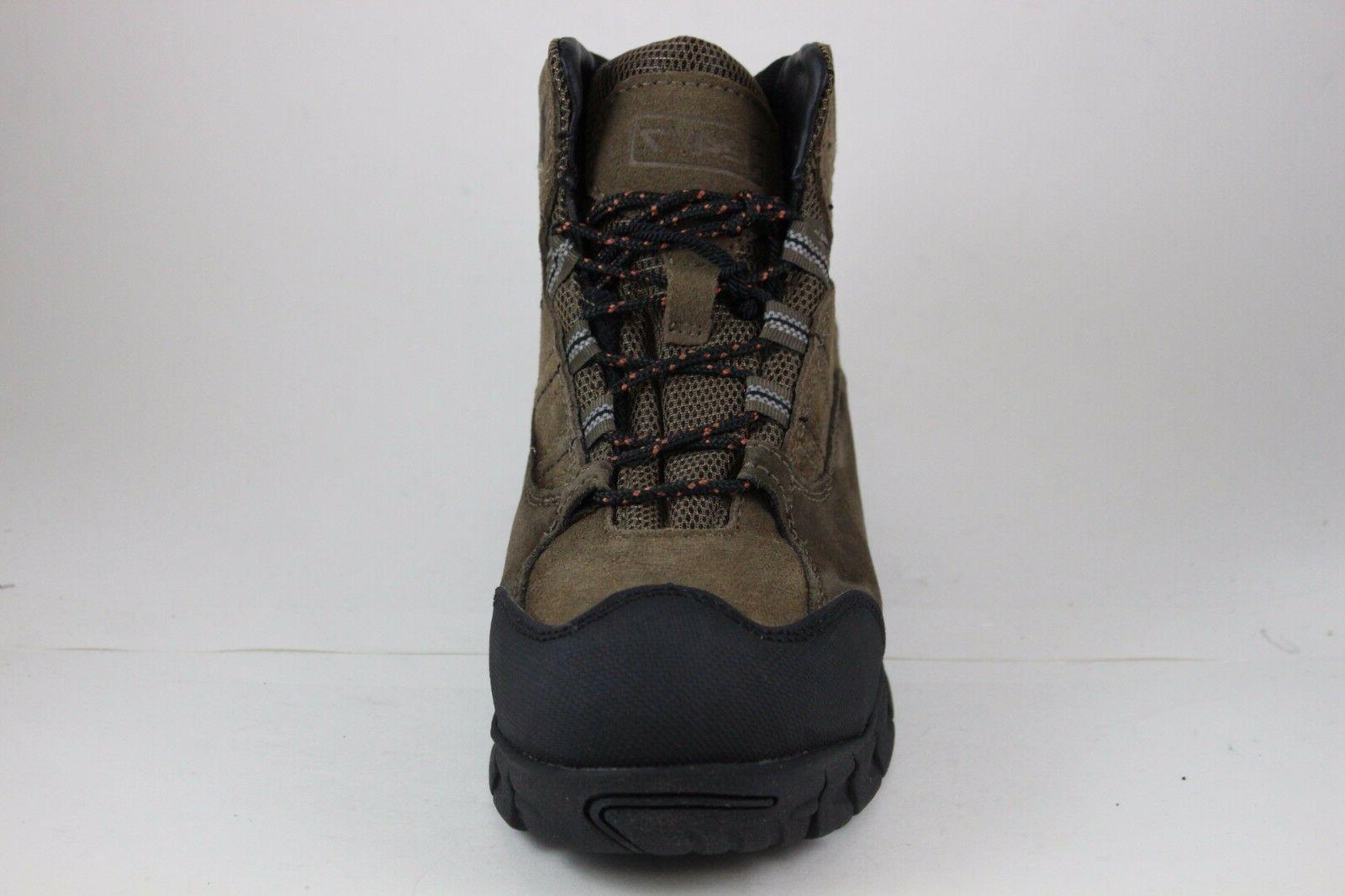 Men's Timberland Excave Brown Toe Box