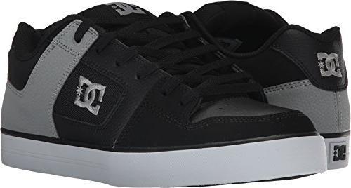 men s pure shoes black black grey