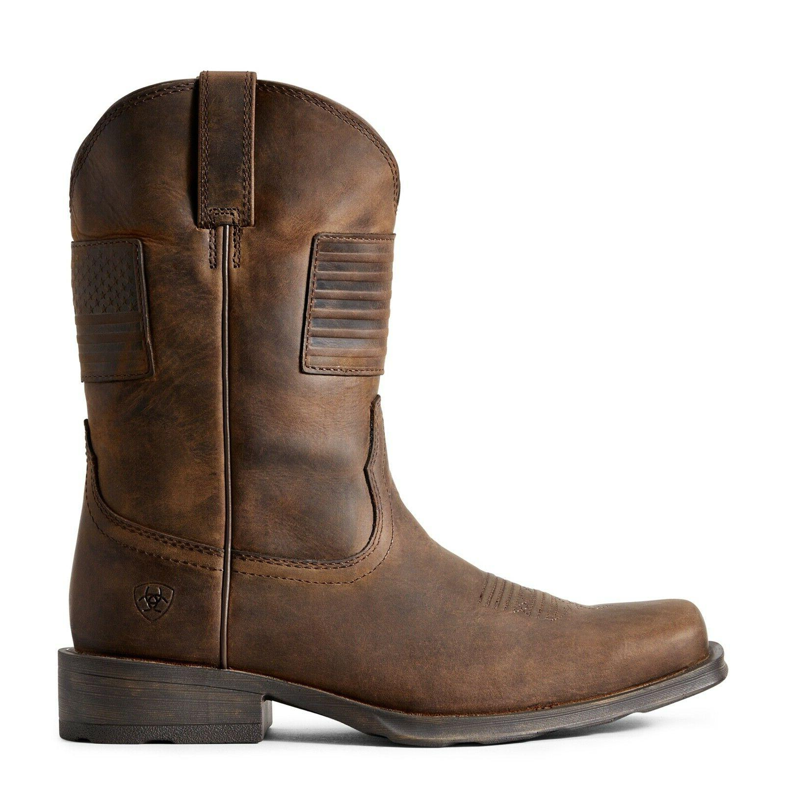 Ariat® Men's Distressed Boots 10029692