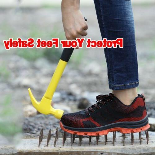 Men's Shoes Toe Work Indestructible Lightweight